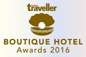 OUTLOOK TRAVELLER AWARD 2016