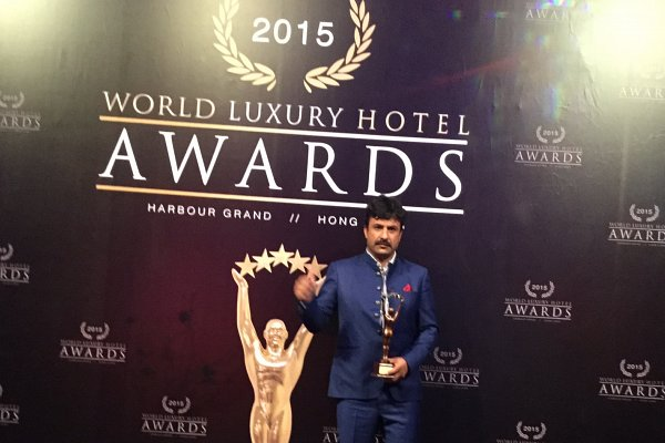 World Luxury Hotel Award 2015