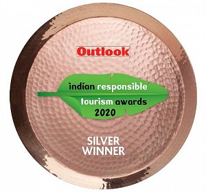 WINNER- INDIAN RESPONSIBLE TOURISM AWARD