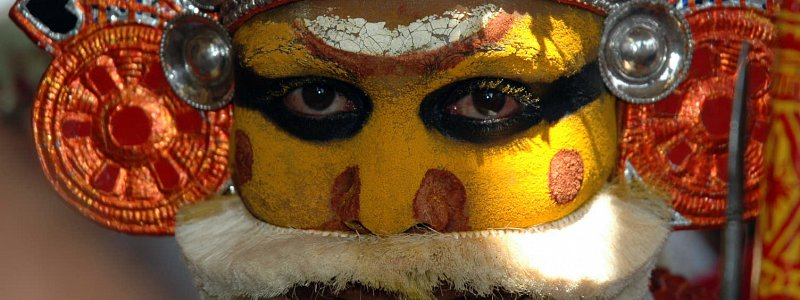 Theyyam - the Gods come down to Malabar